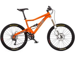 Jual orange five am mountain bike