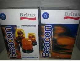 Lampu Rotary - Warning Light - Beacon Britax ( ASLI)