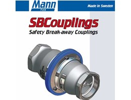 Dry Disconnect, Safety Breakaway Valve