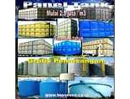 BioSeven Panel tank, Tangki panel, Roof tank, Square / Cylinder bolted tank