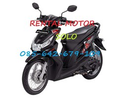 MOTORCYCLE FOR RENT IN SOLO CONTACT/ CALL: + 62-85642679109