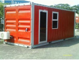 Jual READY STOCK OFFICE CONTAINER 20