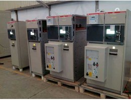 Jual Incoming Switchgear ( SDC) Motorized & Outgoing ( SDF) ABB Uniswitch.