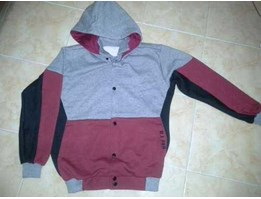 JAKET FLEECE KATUN