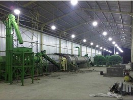 Alat Pembuat Pupuk Granul ( Fertilizer production plant)
