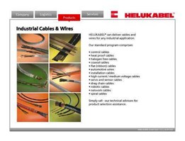 HELUKABEL - GERMANY, CONTROL CABLE, INSTRUMENTATION CABLE, AUTOMOTIF CABLE, DATA & ROBOTIC CABLE