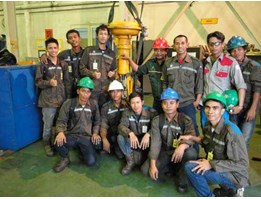 Jual Team Valve Teknik Indonesia
