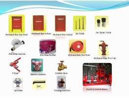 Jual Fire hydrant system