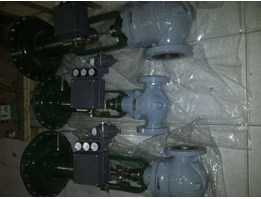 Control Valve 667 Fisher with 3582 Posisitioner