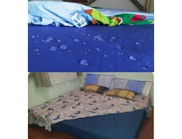 Jual SPREI ANTI AIR/ ANTI OMPOL/ WATERPROOF ( * free ongkir)