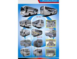Jual MEDIUM BUS LUXURY