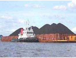 Jual rental tugboat vessel dan barge ( tongkang)