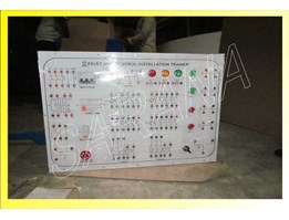 Jual FAULT CONTROL INSTALATION TRAINER