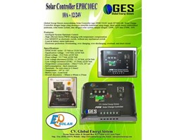 Jual Solar Charger Controller PWM 12/ 24V-10A