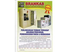Jual Brankas Cash International