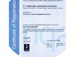 Jual Waste Management - Environmental Engineering Consulting -