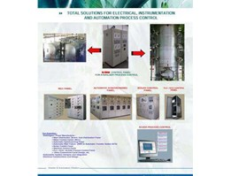 Jual Electrical, Instument and Automation Process Control