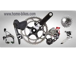 Jual 2010 Sram Red TT Groupset With NEW R2C Shifters www.home-bikes.com