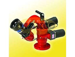 Jual Remote Controlled Fire Monitor - Model SL-26 HE