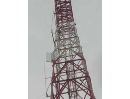 Jual SELF SUPPORT SQUARE TOWER