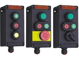 Jual Explosion Proof Controller ( Push Buttons On-Off, Mushroom, Pilot Light, Switch, etc)