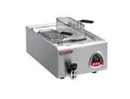Jual Angelo Po Counter Top Electric Fryer, Single Well, 5 LTS 6FR