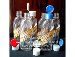 Jual BOTOL PET LE / FLIP TOP
