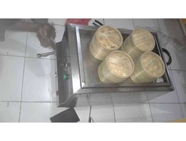 Jual Dim Sum Electric 220 Volt, 3000 Watt, with Water Control System