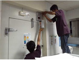 Jual Instalation Panel Alarm Cold Storage Freezer dan Chiller