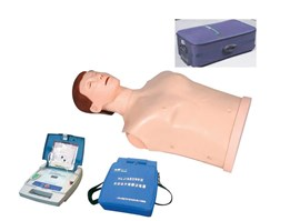 AED INSTRUMENT AND CPR MANIKIN - GD/ AED99D