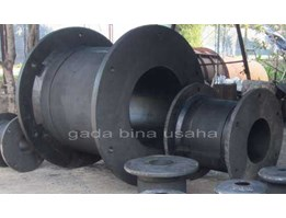 Rubber Fender Type Cell, Karet Fender Tipe Cell