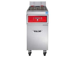 Jual Vulcan 1ER50D Electric Freestanding Fryer - 50 lb. Oil Cap. w/ Solid State Digital Control