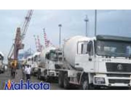 Handling/ customs clearance heavy equipment/ alat berat impor