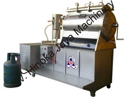 Mesin Vacum Frying Automatic Panel Control