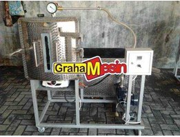 Mesin Vacuum Dryer Alat Pengering Vacuum Drying