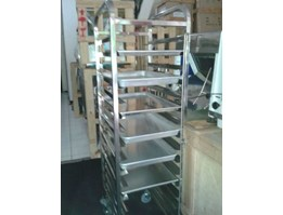 Jual Gastronome Trolly Stainless Steel