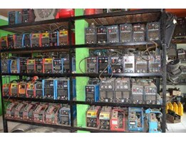 Jual Mesin las, Inverter Etc