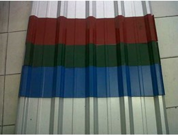Jual atap galvalum warna ready stock ^ ^