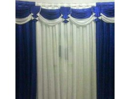Jual background tenda pesta