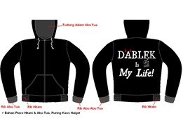 Jual SWEATER DABLEK