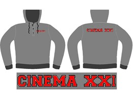 Jual SWEATER CINEMA XXI