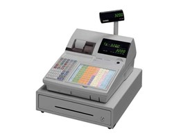 Jual MESIN KASIR/ CASH REGISTER CASIO TK-3200