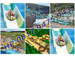 Jual Waterboom Racer Twin Turbolance