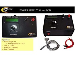 Jual Power Supply 3 A ver LCD