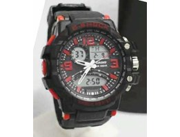Jual Jam Tangan G Shock GA1000 Red