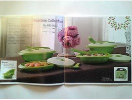 TUPPERWARE Blossom Colection