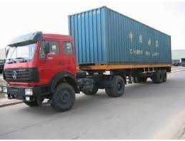 Jual Jasa Trucking Container
