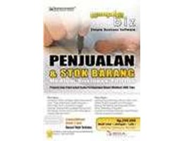 Jual SB015 - Penjualan & Stok Barang Medium Business edition