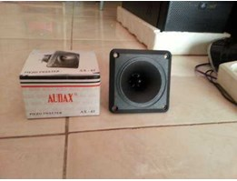 SPEAKER/ SPIKER/ TWEETER/ TWITER AUDAX AX 61