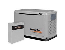 Jual Generac Guardian 17kW Aluminum Standby Generator System ( 200A Service Disconnect + AC Shedding)